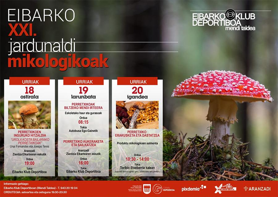 Jardunaldi Mikologikoak