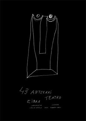 43. antzerki jardunaldiak (Sarreren aldez aurreko salmenta) @ Coliseoan